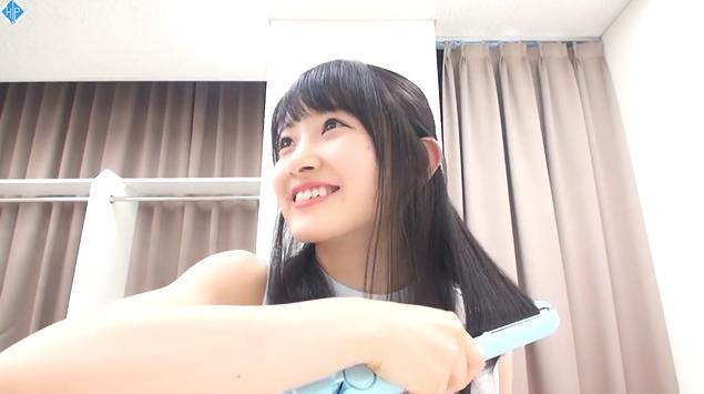 ハロ!ステ#250ちぃちゃんヘアアレンジ09