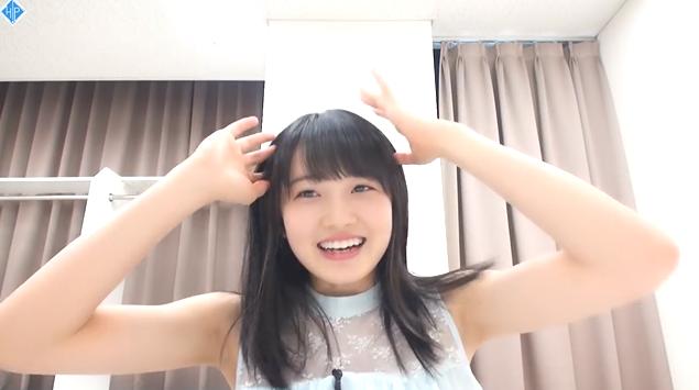 ハロ!ステ#250ちぃちゃんヘアアレンジ03