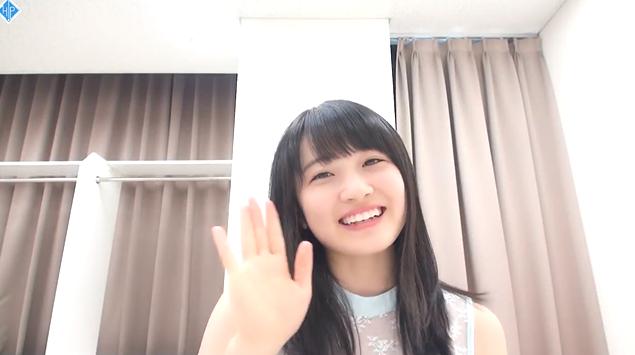 ハロ!ステ#250ちぃちゃんヘアアレンジ01