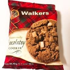 ウオーカーチョコレーティクッキー