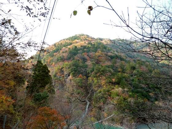 静岡・寸又峡の紅葉<トリップノート11月公開記事>