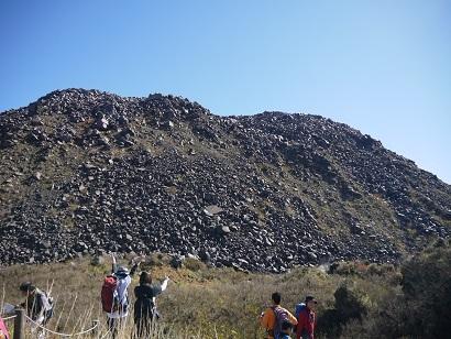 立岩の峰展望所