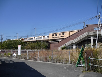 JR西諫早駅