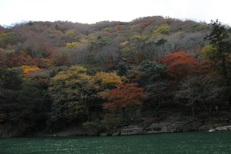 保津川下り(5)
