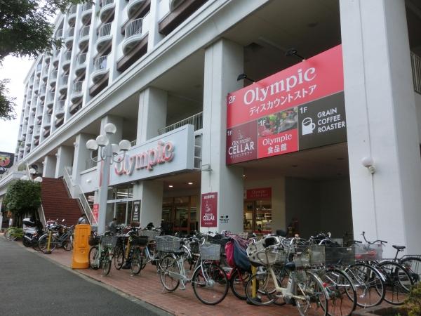 オリンピック店舗外観