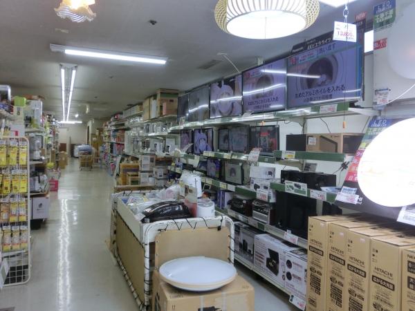 2階家電売場