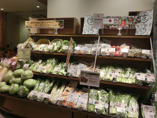 1階青果京野菜