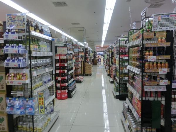 加工食品売場