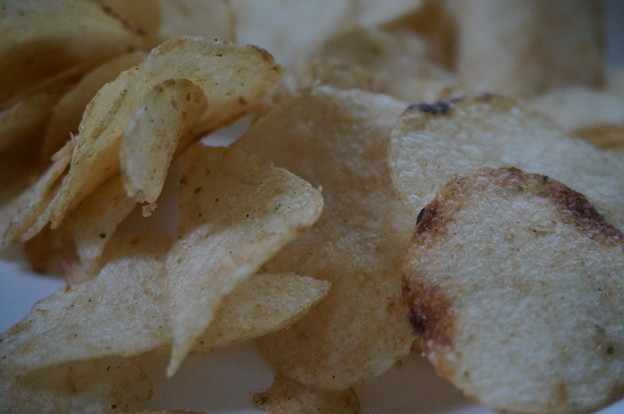 もんじゃ焼きポテトチップス