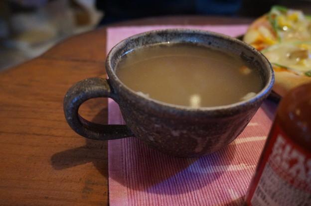 パンランチセットのスープ