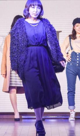 12月3日 (日)大阪北新地 ファッションショー