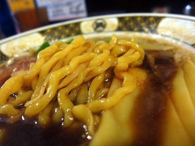 すごい煮干ラーメン凪 新宿ゴールデン街店本館@01煮干ラーメン 3