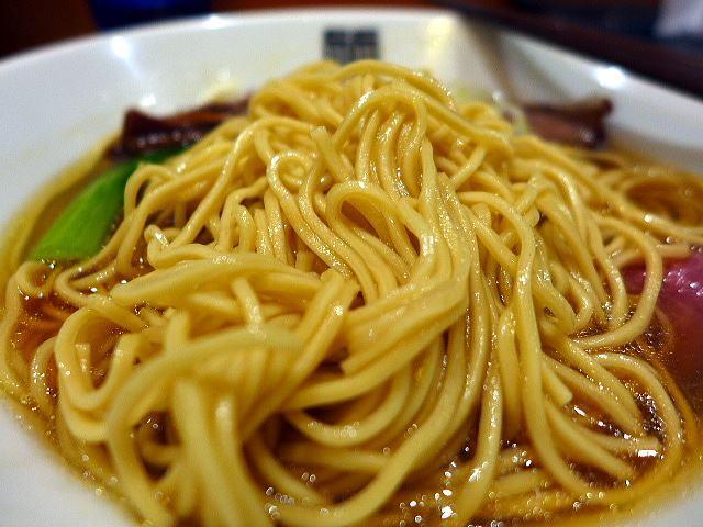 竹末東京Premium@01醤油そば 3
