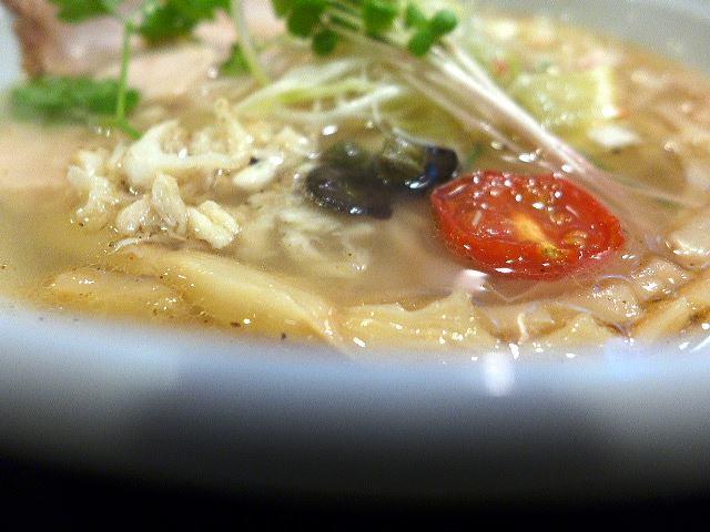 麺のようじ 海 十三店@01塩ラーメン 2