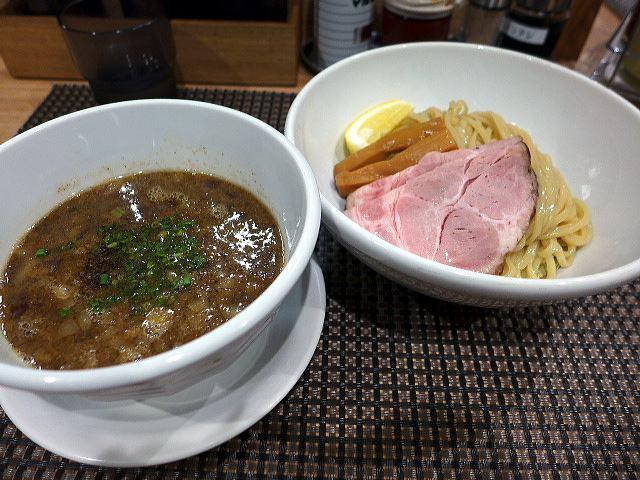 セアブラノ神 伏見剛力@01煮干醤油つけ麺 1
