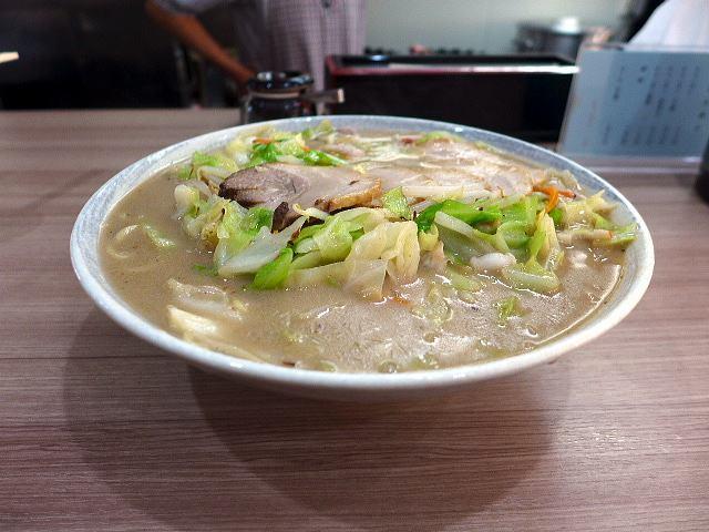 チャンポン 一平@05チャンポン焼豚(野菜大) その3 1