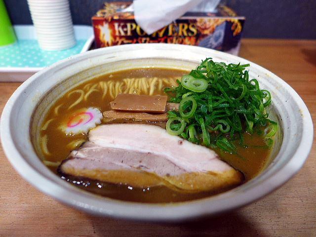 麺屋 NOROMA京阪住道店催事@01鶏そばカレー 1