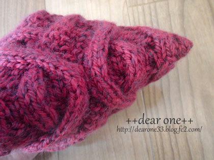 毛糸のポーチ171213_6