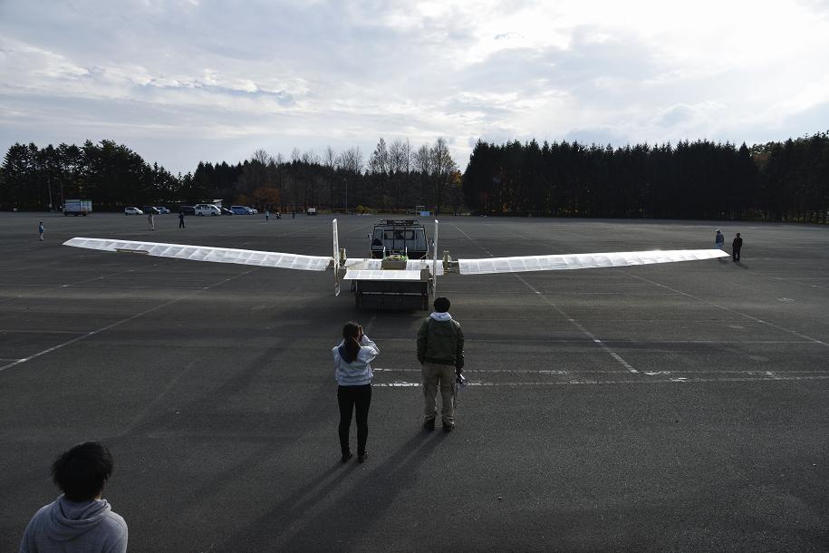 飛行試験1