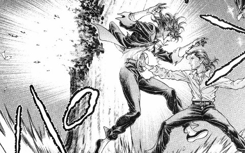 リアル系格闘漫画で「発勁」出てくると何んか萎えるよな