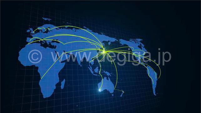 動画タイトル『MOvin' On』からブローバルネットワーク