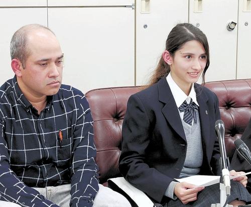 【寄付金尽き「定住者」希望】難病治療中のネパール人少女ドゥワディ・アバさん(18)