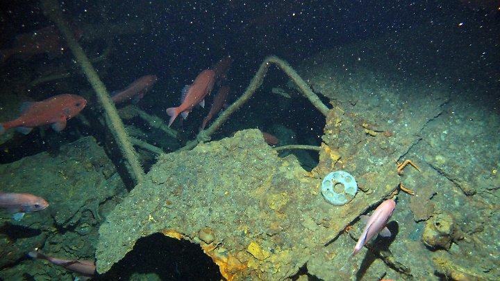 【第一次世界大戦】謎の失踪、豪潜水艦第1号「AE1」100年経てついに発見!2-2