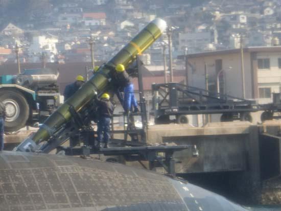 【海上自衛隊】2億円の魚雷を海に落としちゃった結果