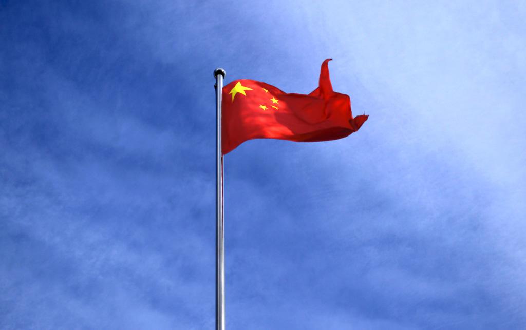 中華人民共和国,中国メディア,中国国旗
