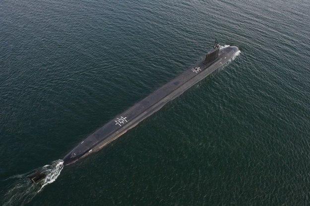 米海軍の攻撃型原子力潜水艦ツーソンSSN-770