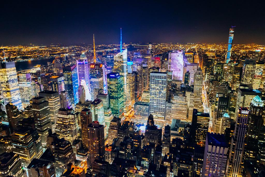 世界の都市(ニューヨーク)