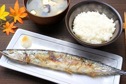焼き魚,和食,マナー