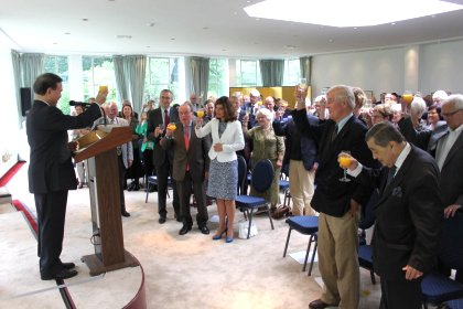 オランダと長崎の友好関係( 日蘭平和交流事業)