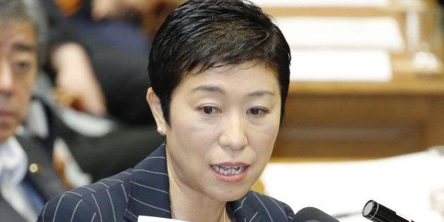 立憲民主党の国対委員長に辻元清美氏