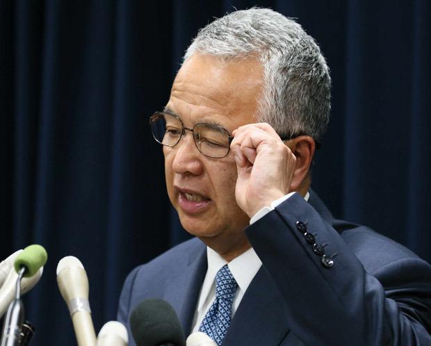 自民党の甘利明元経済再生担当相