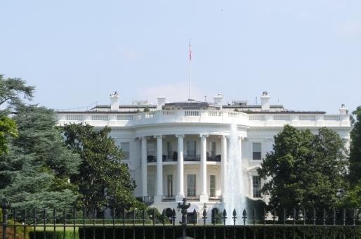 アメリカ合衆国ホワイトハウス