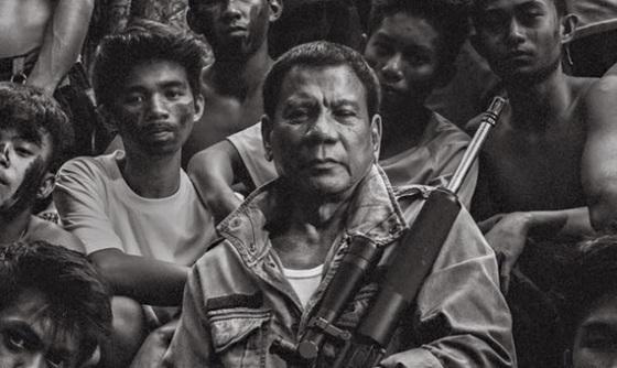 フィリピンのロドリゴ・ドゥテルテ(Rodrigo Duterte)大統領