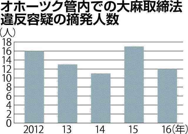 【大麻】北海道の野生大麻を使用目的で不正に刈り取る事件2-2