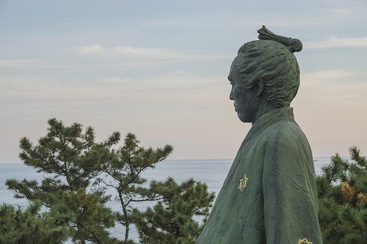 坂本龍馬,武器商人,歴史の偉人