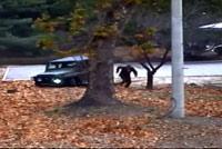 【国連軍が映像を公開】北朝鮮軍が亡命兵に銃撃!3-1