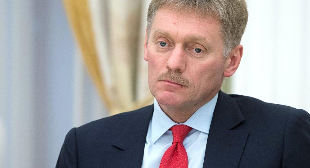 ロシア大統領府のペスコフ報道官