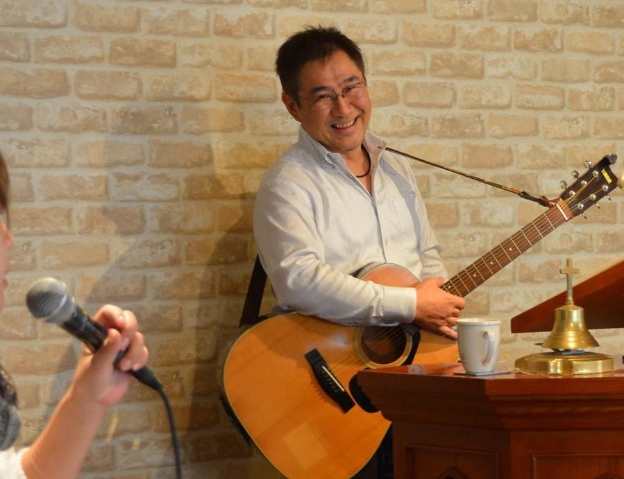 【元暴力団組員幹部】神戸で牧師に「人生やり直せる」