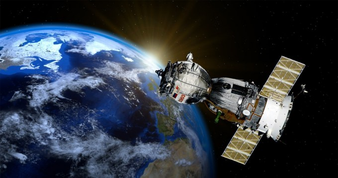 中国の宇宙ステーション実験機「天宮1号」