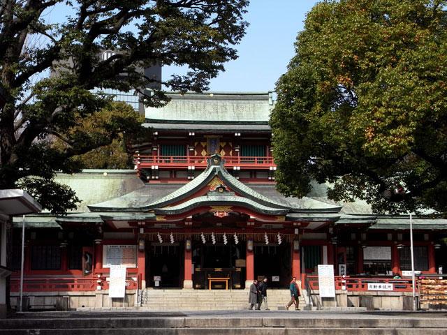 富岡八幡宮(東京都江東区)