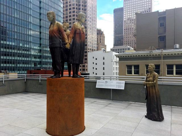 【売春婦像】大阪市、サンフランシスコと姉妹都市解消への画像