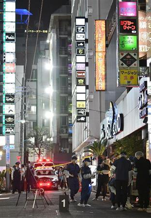 【歌舞伎町】ビル8階から20代の女性が飛び降り死亡、巻き込まれた通行人20代男性けがの画像4-1