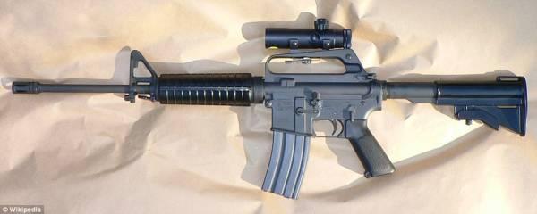M16の画像