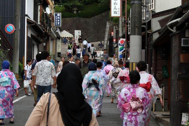 イスラム教徒の旅行先、非イスラム圏の日本が3位!