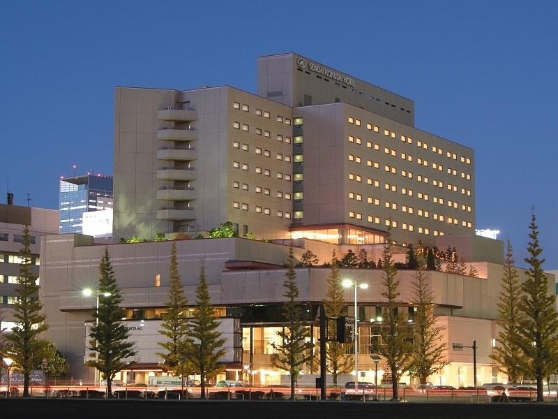 暴行が発覚した仙台国際ホテルの画像