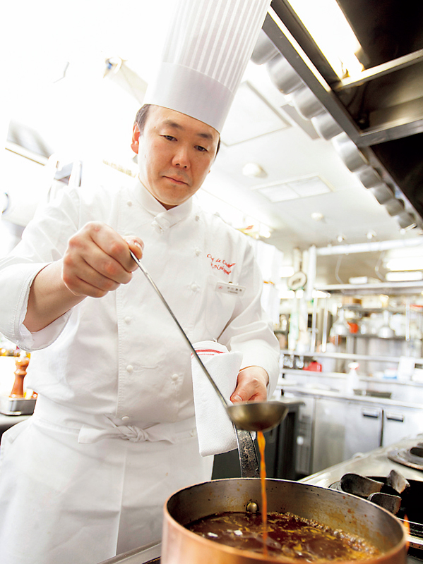 セラン料理長 中川浩司の画像